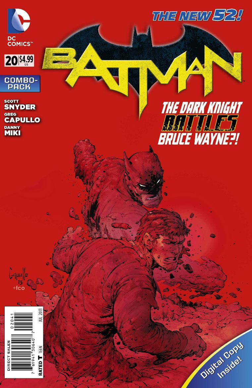 Batman Beyond Suit from Batman New 52 issue 20 | All That ...New 52 Batman Beyond